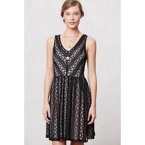 Anthropologie Moulinette Soeurs Myrna Lace Dress M